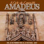 Música en monumentos de Xàtiva durante cuatro fines de semana