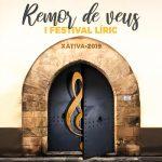 Febrer cultural amb el I Festival Líric «Remor de Veus»
